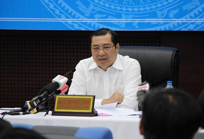 Chủ tịch Đà Nẵng nói gì khi nghi can nhắn tin dọa giết bị bắt