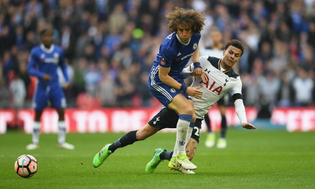 Tottenham vs Chelsea: Bẻ chân ghế của Conte