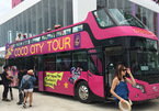 Chính thức vận hành xe buýt 2 tầng ở Đà Nẵng