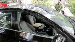 Truy tìm đối tượng phá kính ô tô trộm gần 1,4 tỷ