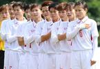 Trực tiếp nữ Việt Nam vs nữ Myanmar: Vượt chướng ngại vật