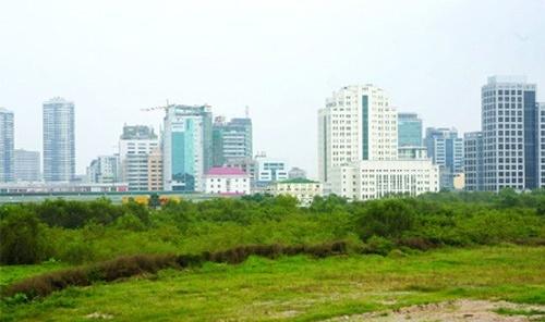 UBND TP Hà Nội, thu hồi đất, cưỡng chế thu hồi đất, thanh tra chính phủ, thanh tra đất đai, Sở Quy hoạch kiến trúc, sai phạm xây dựng, trật tự xây dựng