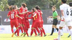 Link xem nữ Việt Nam vs nữ Myanmar, 15h ngày 20/8