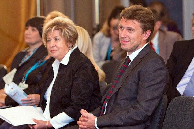 Chân dung người mới của vợ cũ Tổng thống Putin