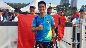 SEA Games 20/8: Bắn cung Việt Nam đã có Vàng