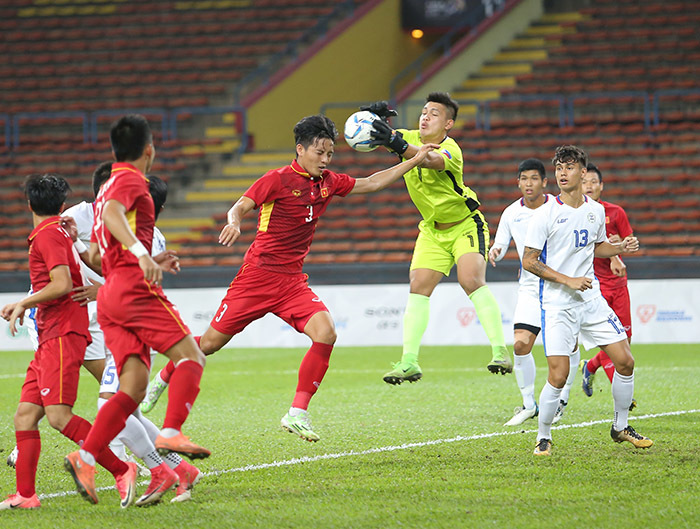 kết quả bóng đá SEA games, bóng đá SEA games 29, U22 Việt Nam, HLV Hữu Thắng