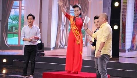 Việt Hương, Trường Giang đá xéo ồn ào của HH Phương Nga