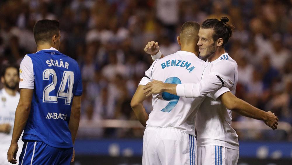 Deportivo, Real Madrid, La Liga