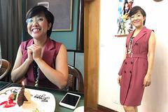 MC Thảo Vân trẻ trung dù bước sang tuổi 48