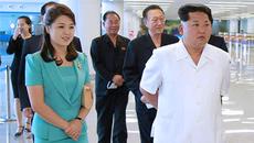 Tuổi thật của vợ chồng Kim Jong Un
