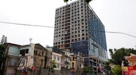 Hà Nội: Xem xét trách nhiệm tổ chức, cá nhân để xảy ra vi phạm xây dựng