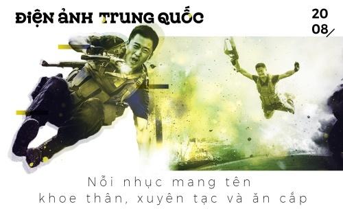 Điện ảnh Trung Quốc nỗi nhục mang tên khoe thân, xuyên tạc và ăn cắp