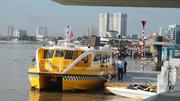 Buýt đường sông đầu tiên ở Sài Gòn chính thức đón khách
