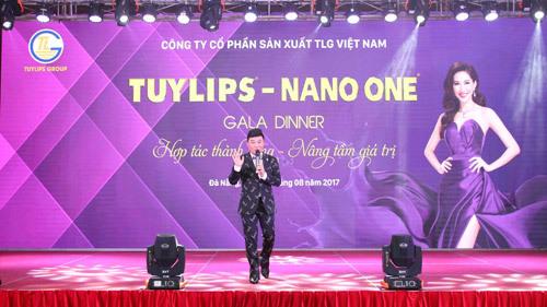 Dàn sao hội tụ trong đêm Gala Dinner của Tuylips