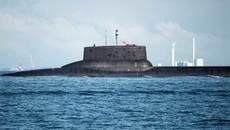 Uy lực của tàu ngầm mang được 200 đầu đạn hạt nhân