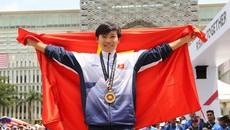 Bảng tổng sắp huy chương SEA Games ngày 21/8