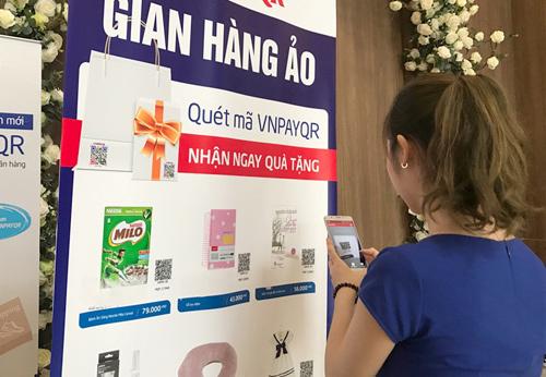 VNPAYQR -  Cuộc cách mạng trong thương mại điện tử