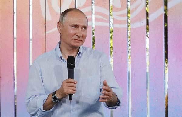 Hé lộ 'gu' thời trang ưa thích của Putin