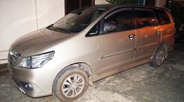 Ôtô bị mất ở Bình Dương được tìm thấy tại Campuchia