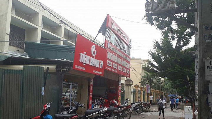 Bắt nghi phạm vụ nổ súng trên phố Hà Nội