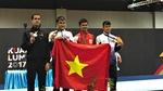 SEA Games 21/8: Vũ Thành An đoạt HCV đấu kiếm