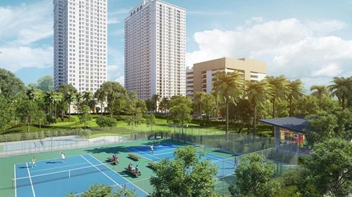 Sức hút thị trường bất động sản Tây Nam Thủ đô