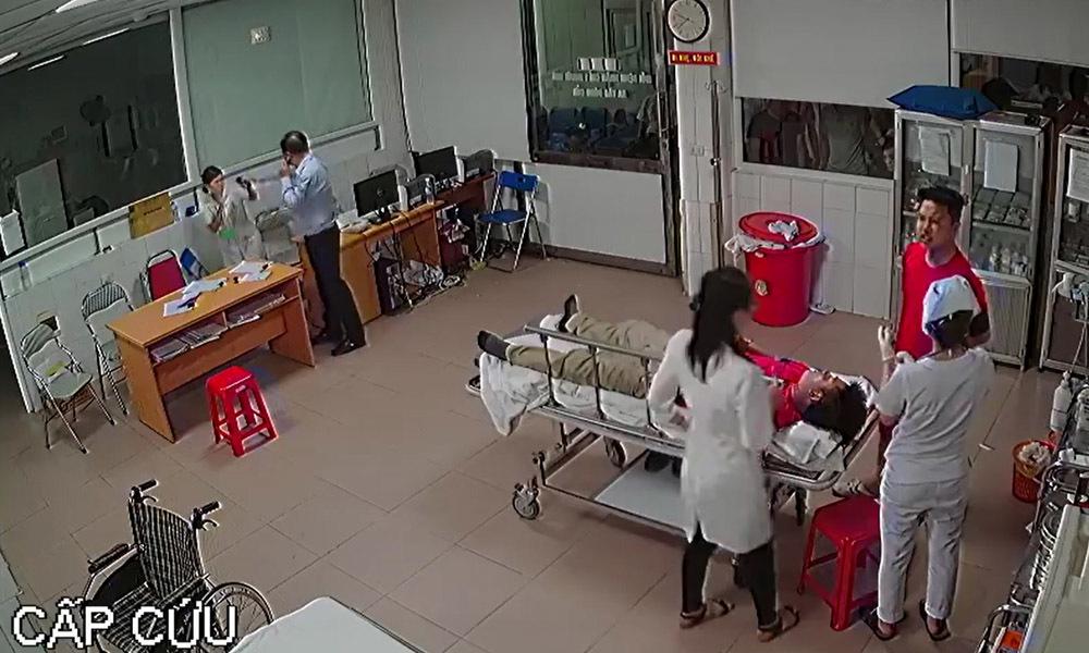 hành hung bác sĩ, Nghệ An, bệnh viện 115 Nghệ An