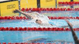Khoảnh khắc Ánh Viên giành HCV, phá kỷ lục SEA Games