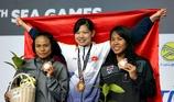 SEA Games 21/8: Ánh Viên giành HCV đầu tiên, phá kỷ lục SEA Games