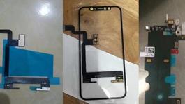 Hình ảnh mới nhất về iPhone 8: Lộ linh kiện bên trong