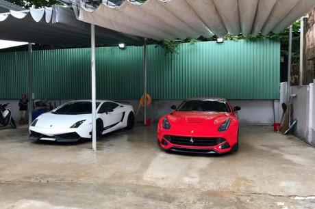 'Soi' dàn siêu xe khủng, tiền tỷ của dân chơi Sài Gòn