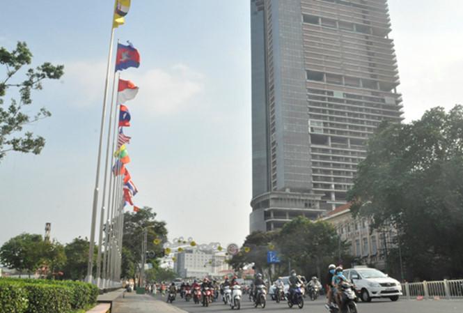 dự án Sài Gòn One Tower, thu hồi dự án, nợ xấu