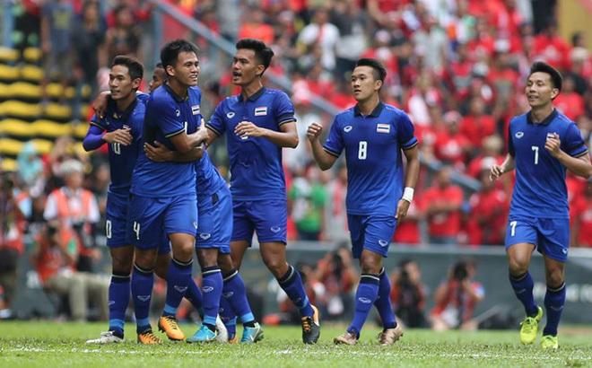 Ém quân chờ đấu U22 Việt Nam, U22 Thái Lan thắng nhọc U22 Philippines