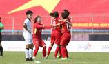 Nữ Việt Nam 1-1 nữ Thái Lan: Kiều Trinh cứu thua (H2)