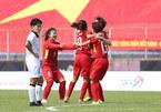 Nữ Việt Nam 1-0 nữ Thái Lan: Hải Yến lập công (H1)