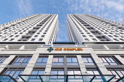 ICID Complex giới thiệu chuỗi 30+ tiện ích chuẩn Singapore