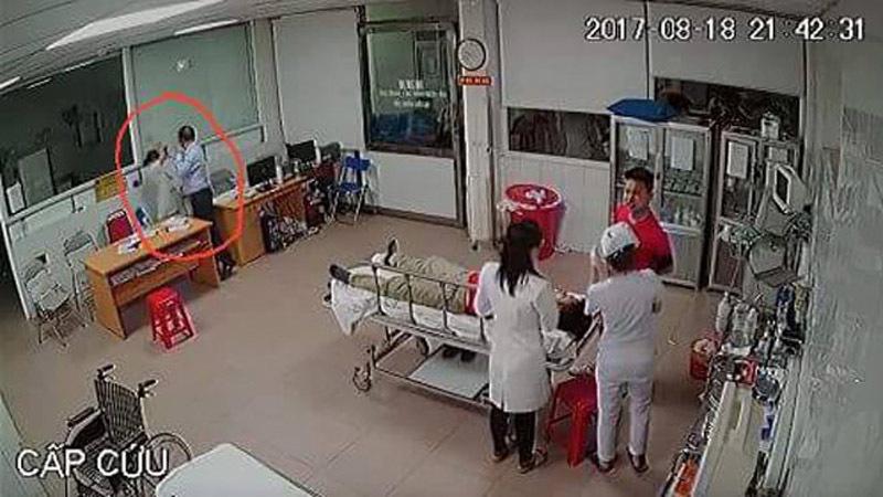 Nữ bác sỹ bị vây đánh tại Nghệ An nói gì?