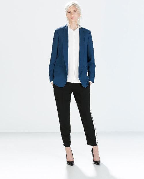 4 kiểu áo khoác mà nàng công sở cần có diện Thu
