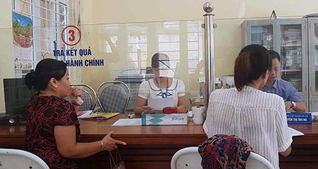 Vụ giấy chứng tử: Cắt hợp đồng cán bộ Hiếu phường Văn Miếu