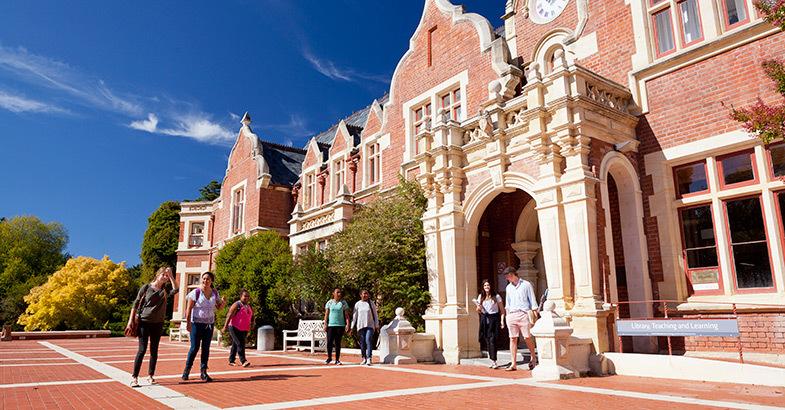 Học bổng cử nhân, thạc sĩ của các trường đại học New Zealand