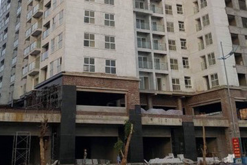 3 công nhân rơi từ tầng 7, tử vong