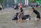 Ảnh hưởng bão số 6, Hà Nội nguy cơ ngập
