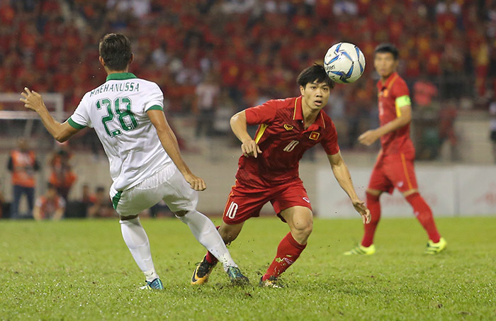 Ông Hải 'lơ' khen trận hòa như thua của U22 Việt Nam