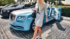 Câu lạc bộ siêu xe cho chị em giàu có