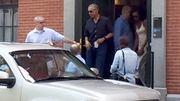 Gia đình Obama bùi ngùi đưa con gái đi nhập học Harvard