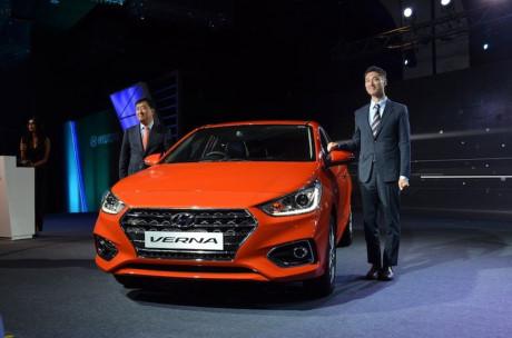 Sedan siêu rẻ Hyundai Verna 2017 'chốt giá' 283 triệu đồng