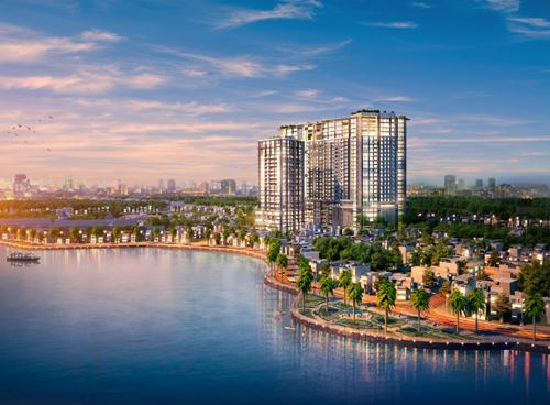 Sức hút căn hộ cho thuê ven Hồ Tây