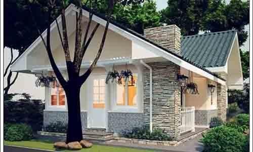 nhà cấp 4, thiết kế nhà, nội thất