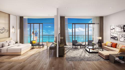 Lần đầu trao quyền sở hữu căn hộ nghỉ dưỡng InterContinental