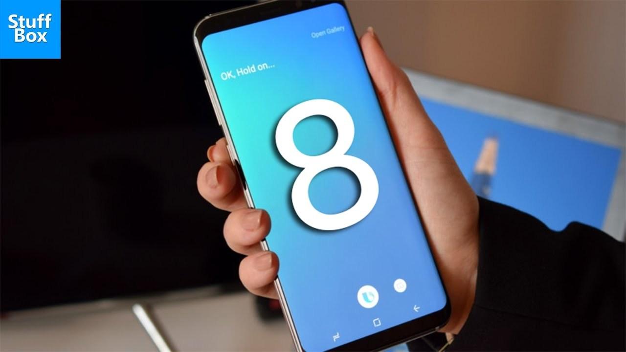 Galaxy Note 8, Note 8, Samsung, Điện thoại Samsung